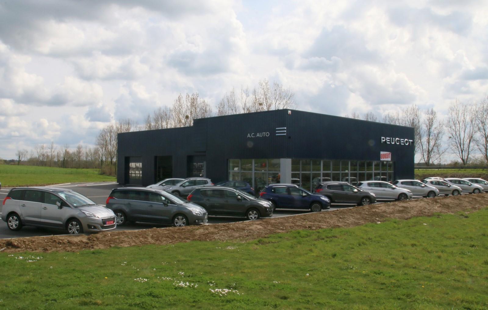 Garage Peugeot Roncq Psa Retail Roncq Garage Et