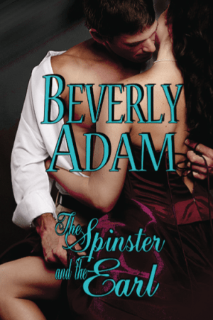 THE SPINSTER AND THE EARL COVER