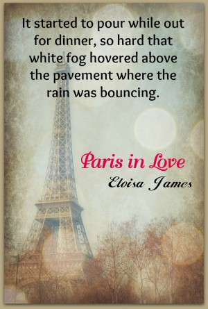 Eloisa James - Paris in Love