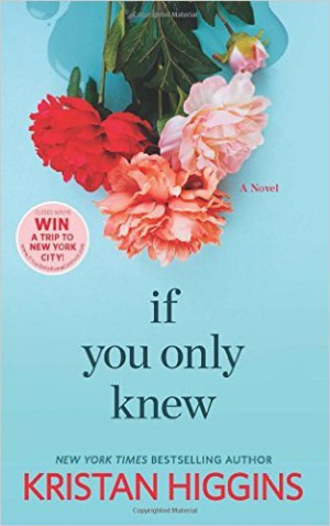 Kristan Higgins's upcoming release IF YOU ONLY KNEW will be out on Aug. 25. Pre-order and you can win a $500 VISA gift card. Check her site for details. http://www.kristanhiggins.com/