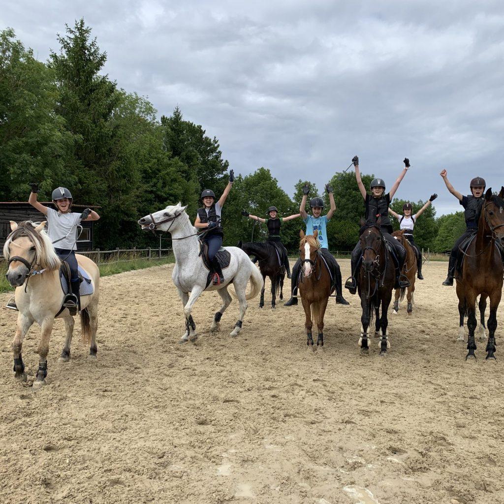 Tous à cheval !