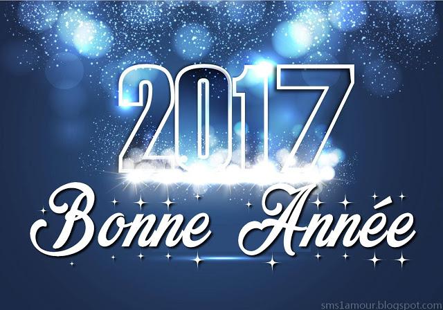 Très bonne et heureuse année à tous !