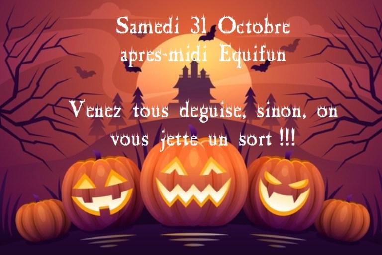 Equifun d'Halloween