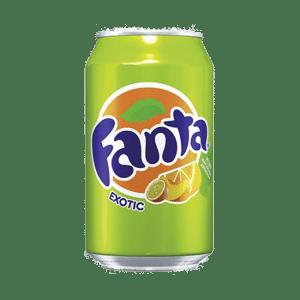 Fanta Exotic - bestellen - in -drachten