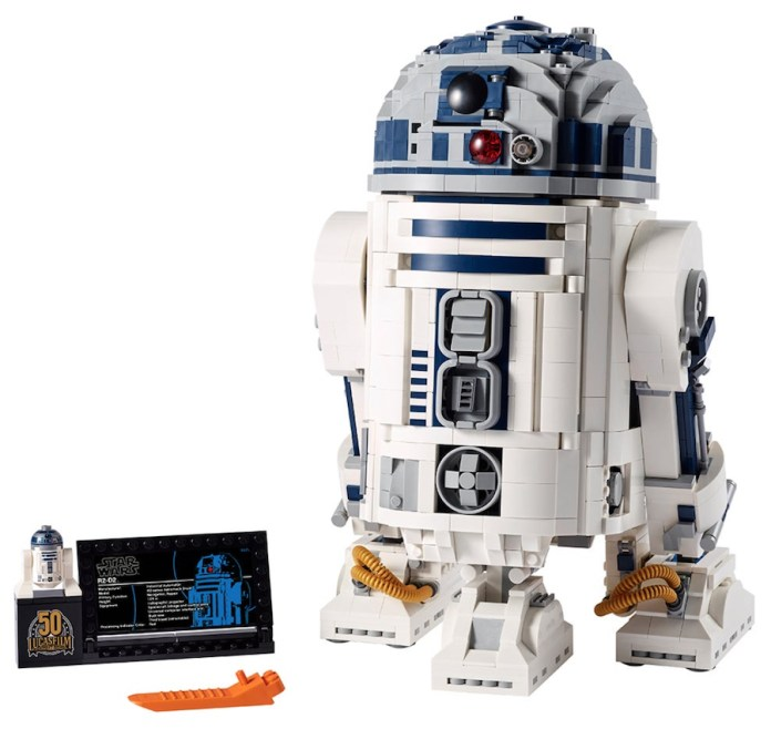 Lego R2-D2 Construction Kit