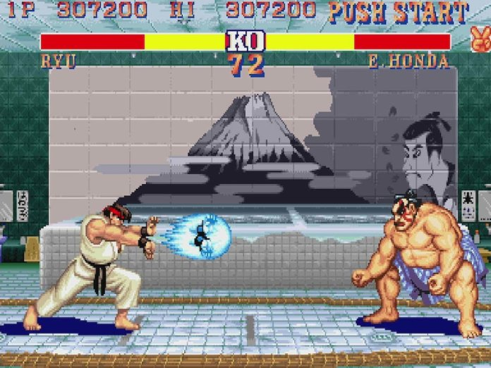 Street Fighter 2 E. Honda Stage After