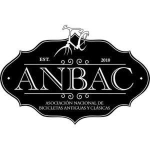 Logo Asociación Nacional de Bicicletas Antiguas y Clásicas