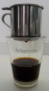 come preparare il caffè vietnamita