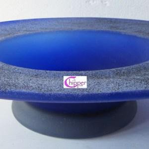 centrotavola blu cobalto lachipper.com