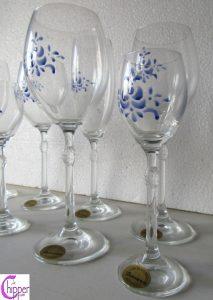 vetro decorato