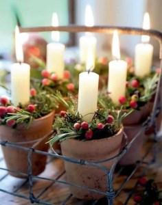centrotavola di Natale lachipper.com
