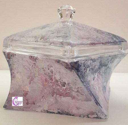 scatola marmorizzata www.lachipper.com