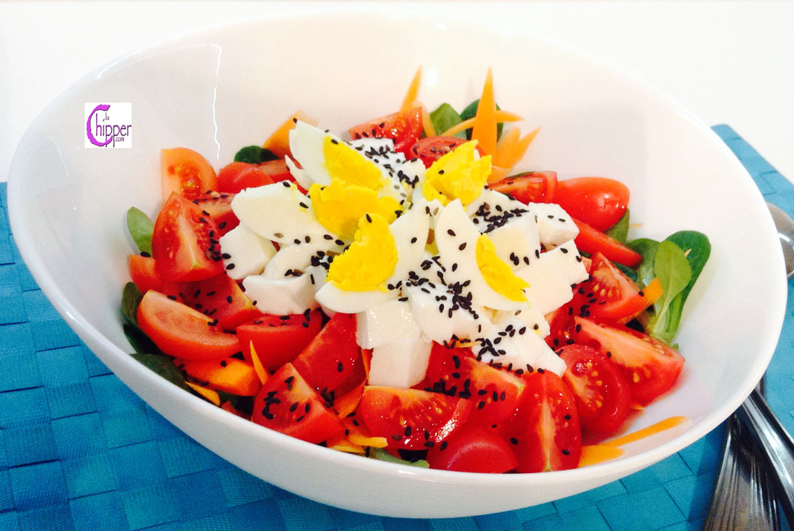 Ricette di gustose insalate per la pausa pranzo for Ricette insalate