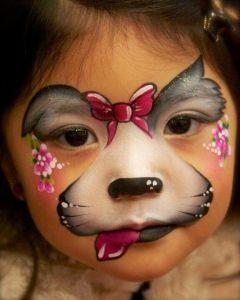 trucco di Carnevale www.lachipper.com