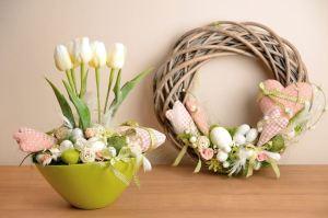 come fare un centrotavola di Pasqua lachipper.com