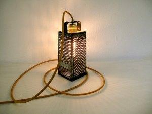 costruire una lampada vintage www.lachipper.com