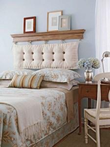 creare testiera letto fai da te www.lachipper.com