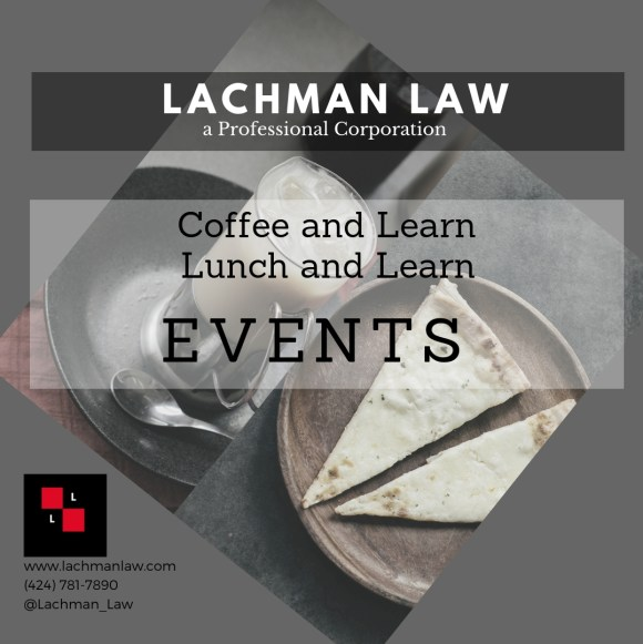 coffee and learn lunch and learn