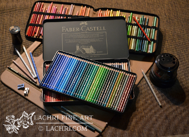 Prismacolor Premier Vs Faber-Castell Polychromos