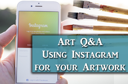 Tips for artists on Instagram
