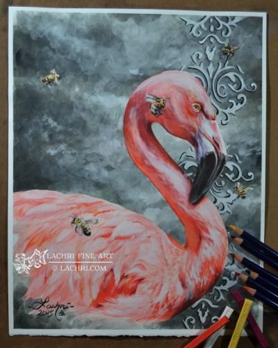 flamingo-inktense-wm