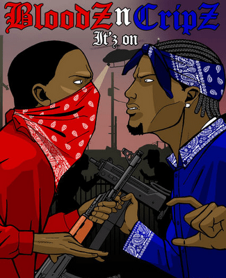 bloods vs crips war