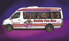 LA City Tours Buddy Fun Bus