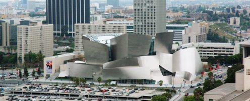 Walt Disney Concert Hall - LA City Tours