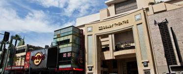 Dolby Theater Hollywood - LA City Tours