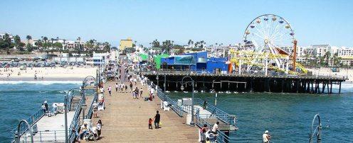 Santa Monica Pier - LA City Tours