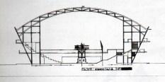 estación de trenes y sala de conciertos: sección