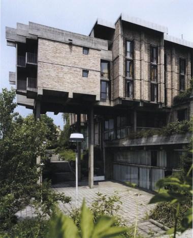 Hotel Creina, Kranj, 1968-1970.