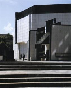 Cankarjev Dom fachada