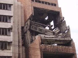2008: edificio B lateral