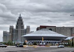 Circo de Astana de 2005.