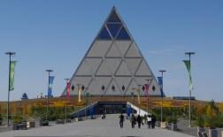 Pirámide de la Paz y Reconciliación, Foster & Partners 2006