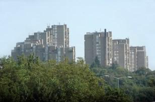 Microdistrito Julino Brdo, Belgrado, 1970