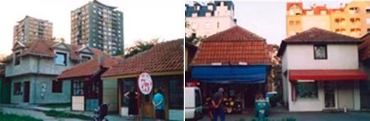 Kioscos ilegales Nueva Belgrado