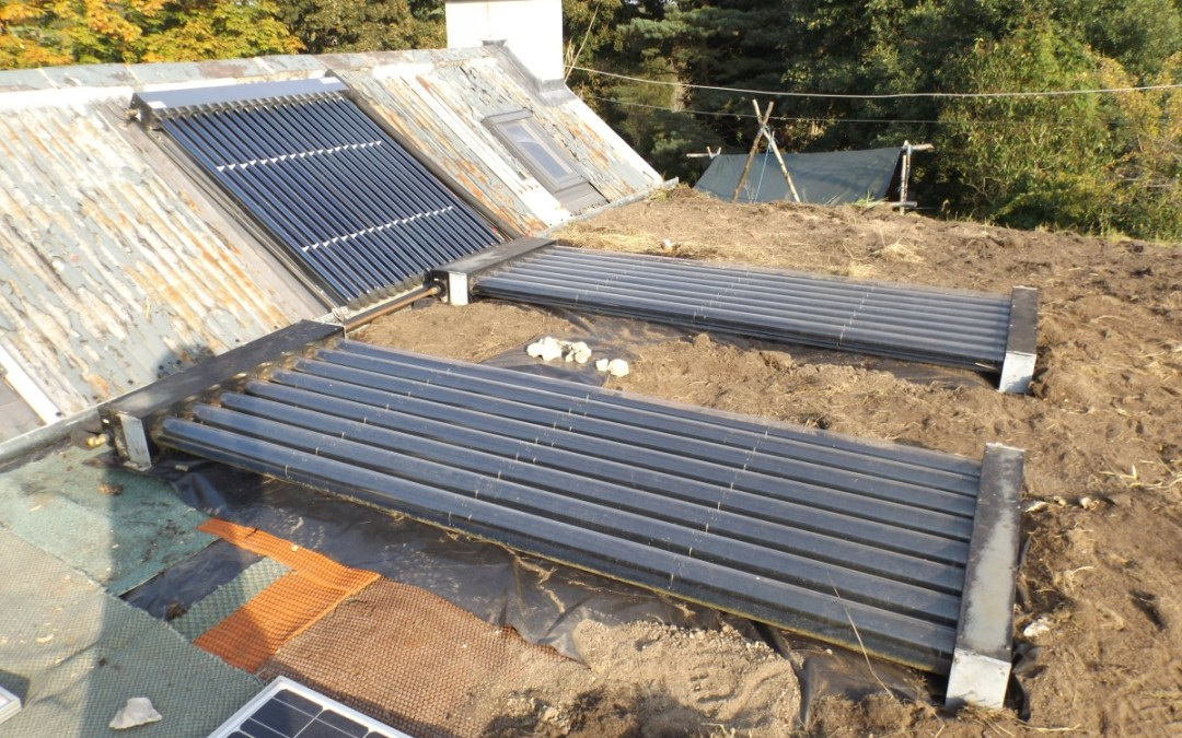 Solar hot water – new and improved