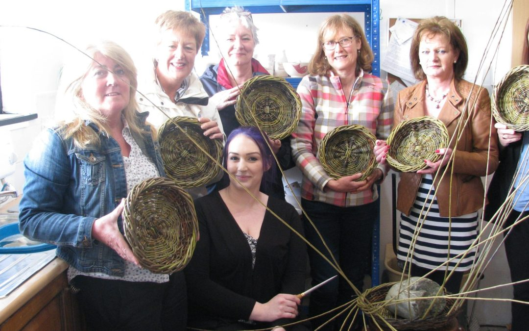 Traditional Willow Basket Making Course