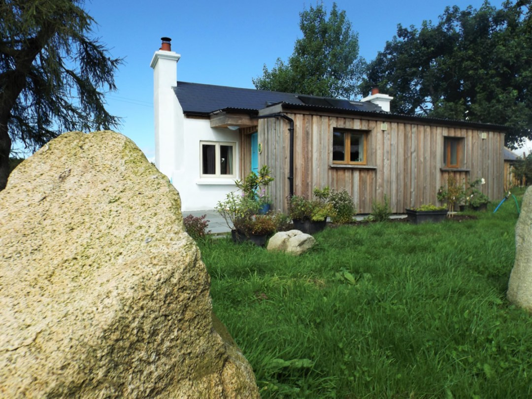 Why not enjoy a self sufficiency course during your stay