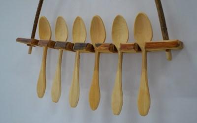 Spoon carving workshop 12th November