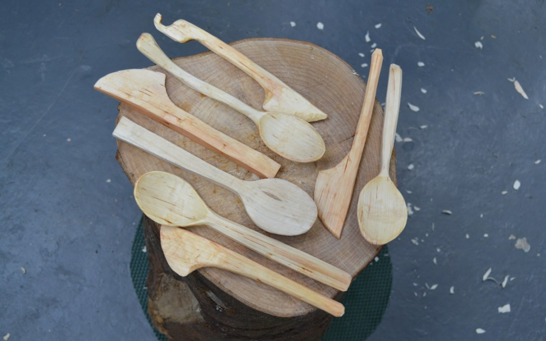 Spoon Carving workshop – 10 March 2018