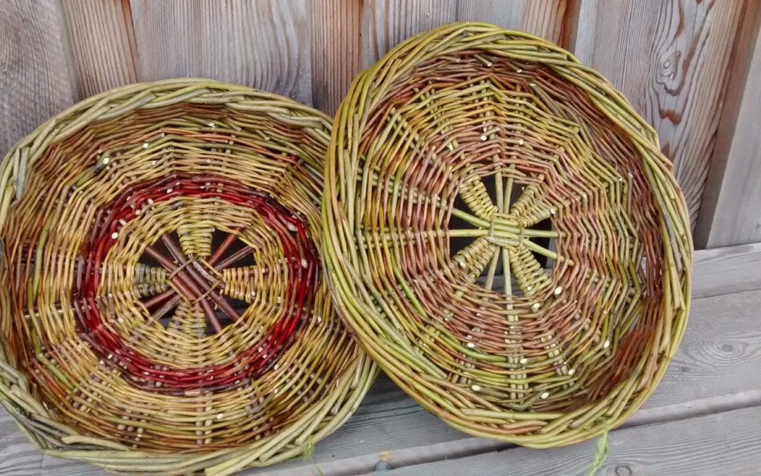 Willow basket making – Saturday 1 September 2018