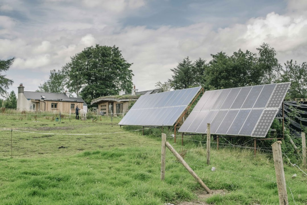 Renewable energy is at the heart of our green tourism commitment
