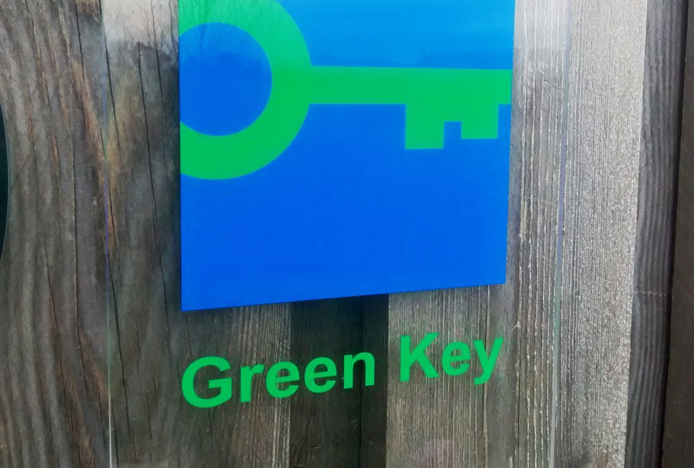Pioneering Eco Tourism with Green Key