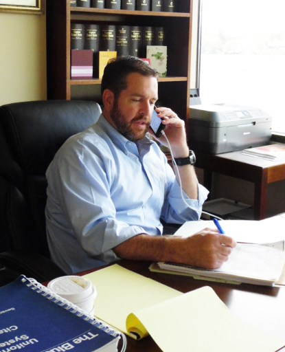 M. Evan Lacke, charleston attorney