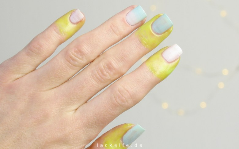 Gradient Nails Basics Tutorial