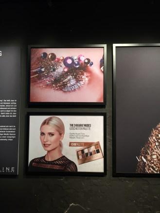 fashion week berlin |maybelline xhibition hot trends |lackschwarz