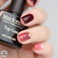 Nailart | Miss Sophie's Icy Pink